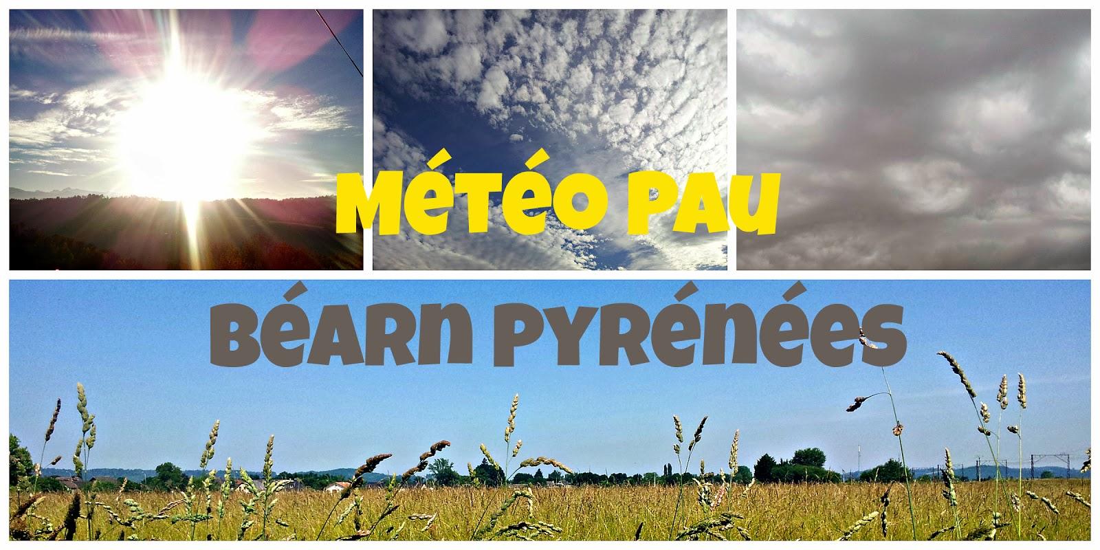 Météo Pau Béarn Pyrénées   votre météo aux pieds des pyrénées