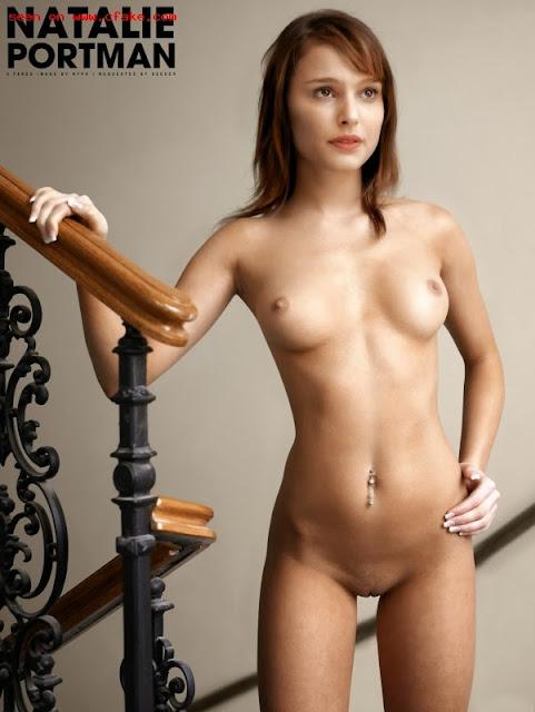 Natalie Portman nua fotos pelada #buceta