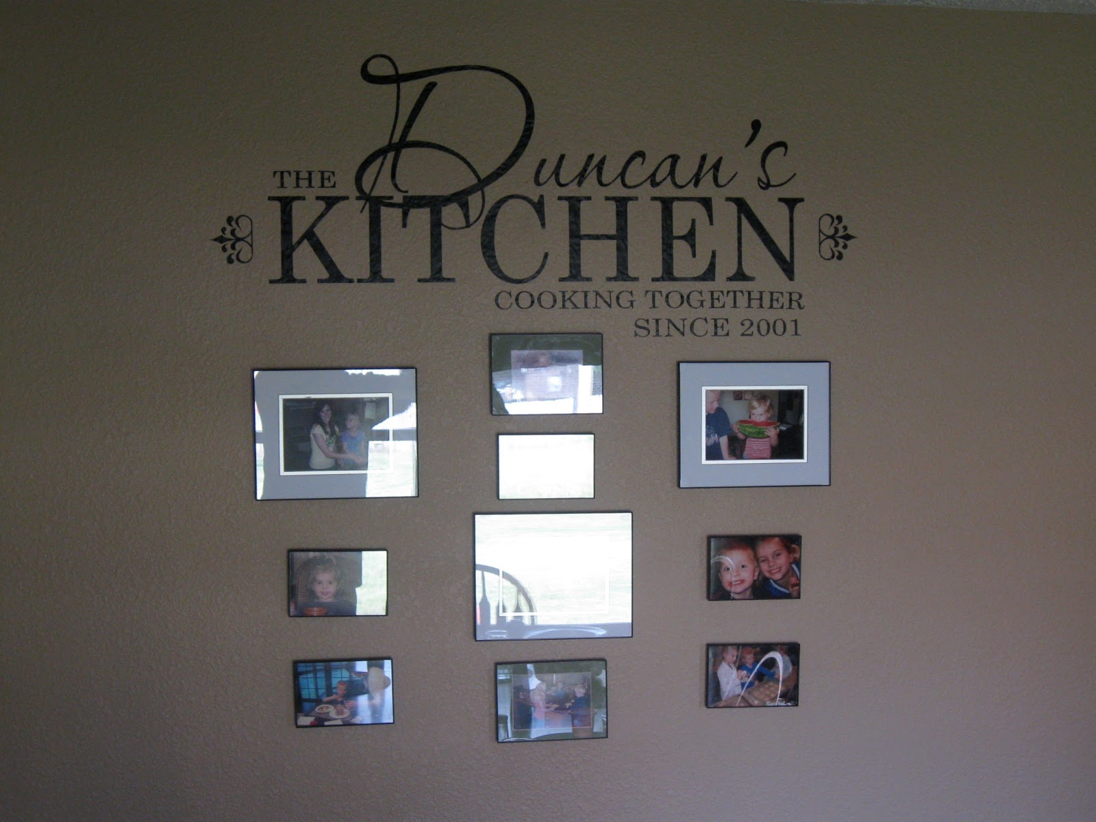 Outstanding Personalized Kitchen Wall Decals 1600 x 1200 · 115 kB · jpeg