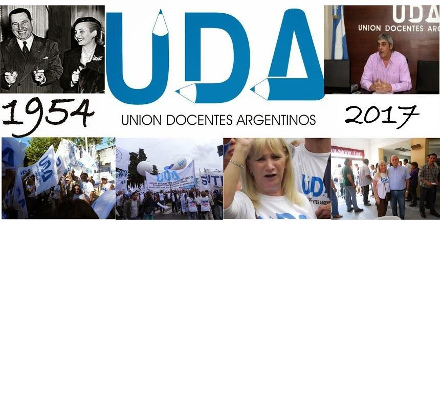 UDA seccional provincia de Buenos Aires
