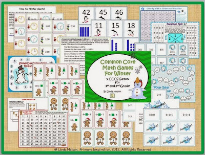 http://www.teachersnotebook.com/product/linda+n/common-core-math-games-for-winter
