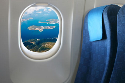 Đoán tính cách qua việc lựa chọn vị trí ngồi trên máy bay