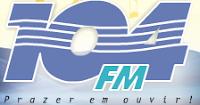 Rádio 104 FM da Cidade de Parnamirim ao vivo