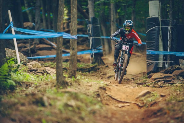 2014 Windham UCI World Cup Downhill: Highlights Video