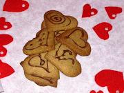 Muito bem, a Receita do Amor, bem a receita passa por usar bons ingredientes . (biscoitos do amor)