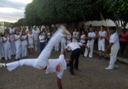 Dia do Capoeirista é comemorado no município de Zabelê