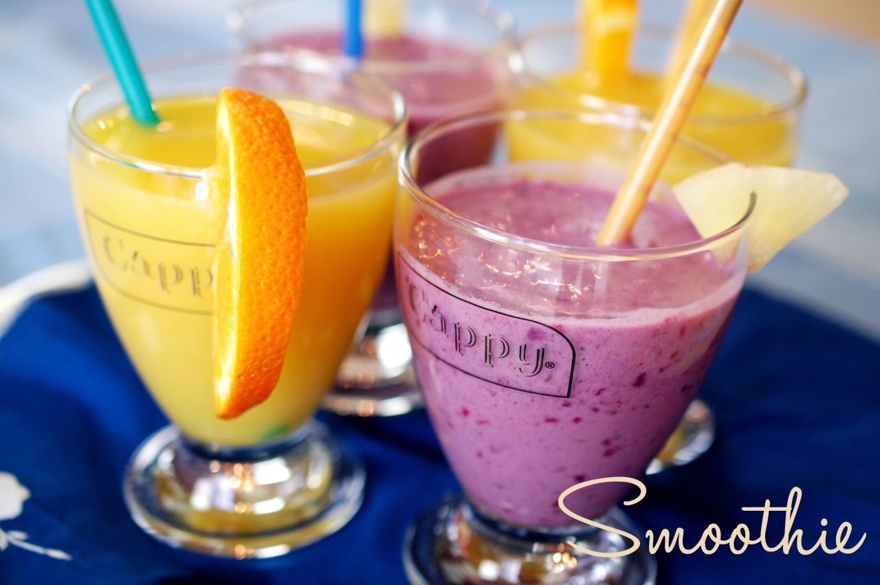 Smoothie de fructe