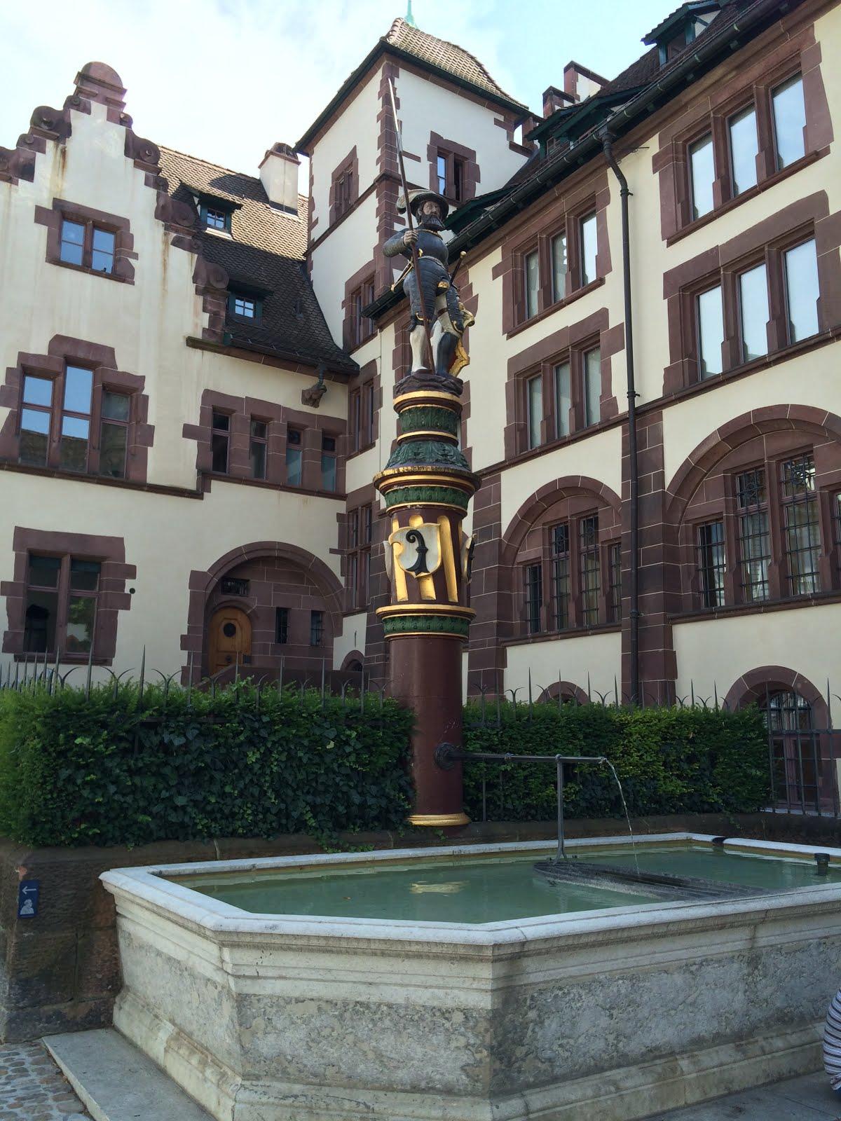 Impressions of Basel