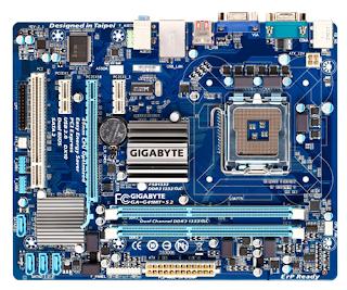 Motherboard Gigabyte GA-G41MT-S2 Driver