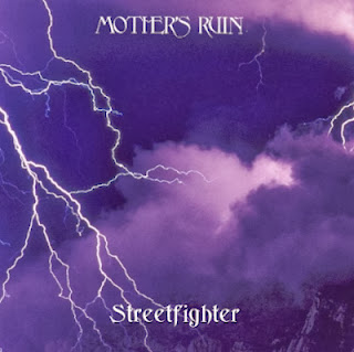 Mother's Ruin - Streetfighter 1981 NWOBHM