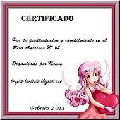 certificado #14