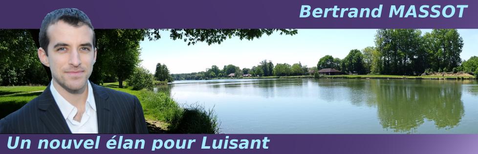 Bertrand MASSOT - Conseiller municipal de Luisant