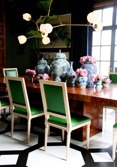 Dwellers Without Decorators: Top 10 White Dining Chairs