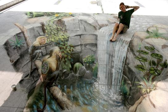 Ilusiones Opticas, Arte y fotos: desafiando a los ojos y la