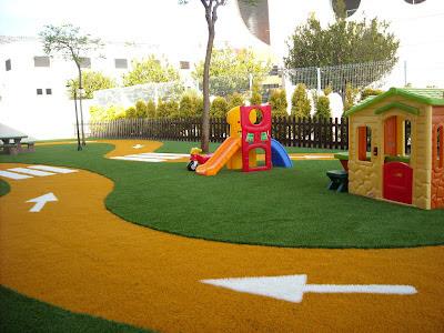 decorar parques infantiles