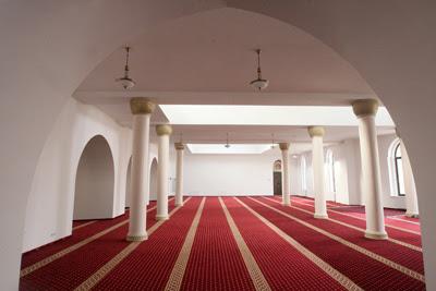 Фото Укринформ: мечеть Ар-Рахма