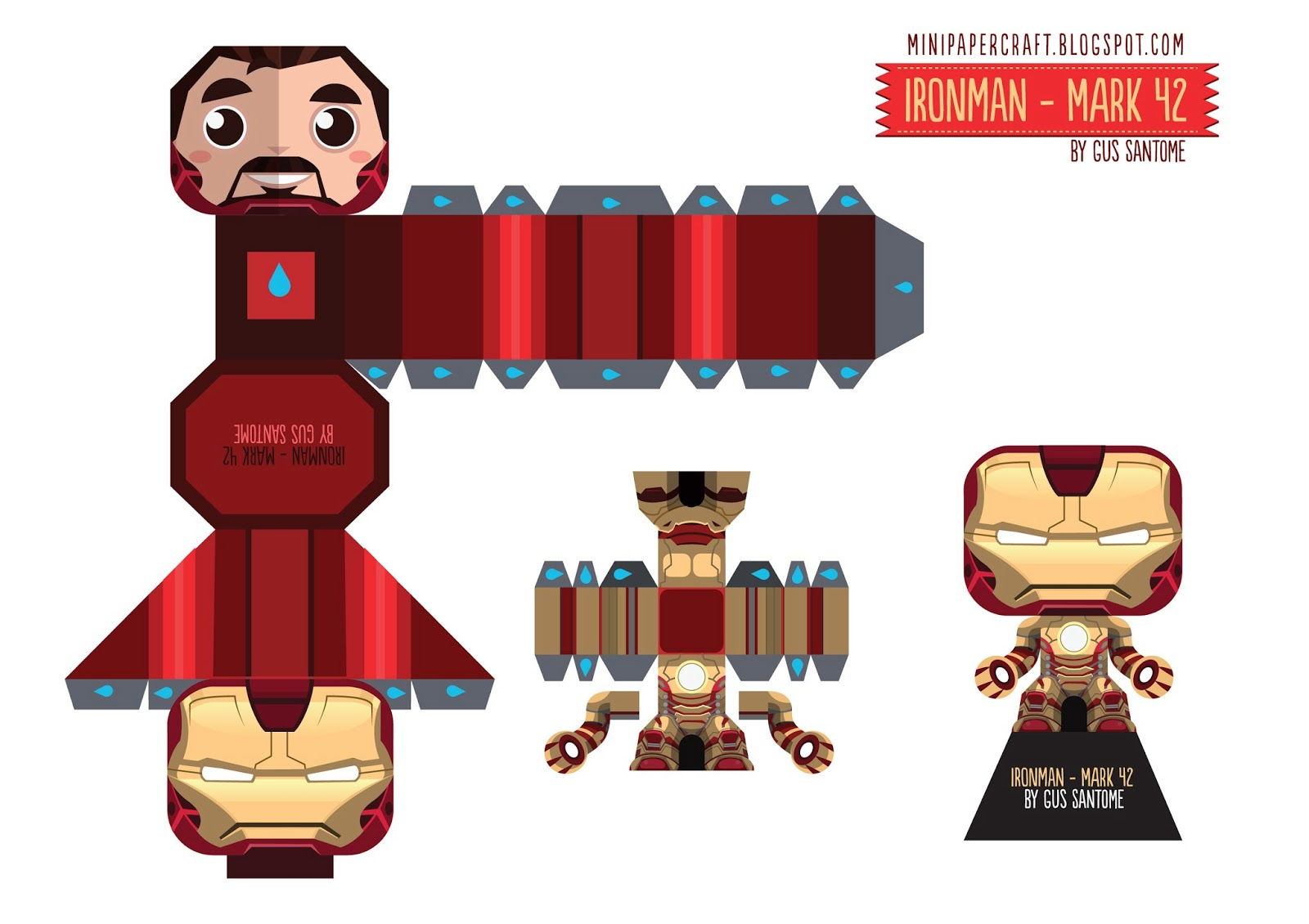 IRONMAN 3 - MARK 42 ARMOR