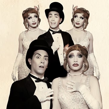 adelaide fringe: the vaudevillians