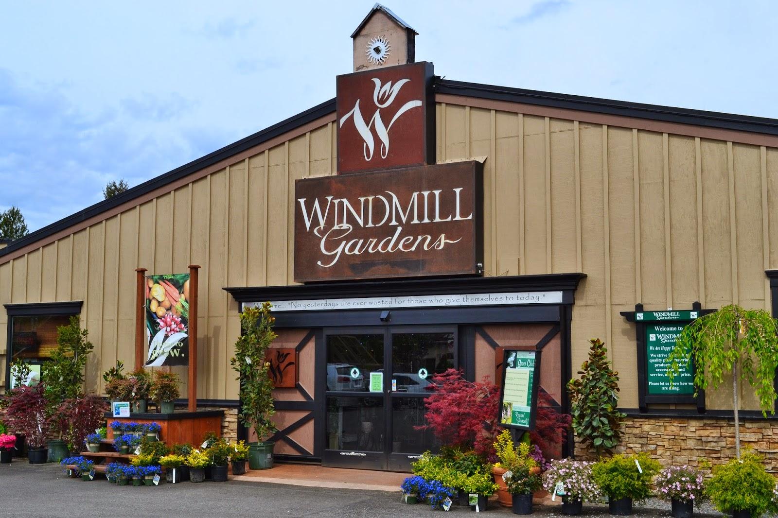 Linda Letters:: Friday Field Trip: Windmill Garden