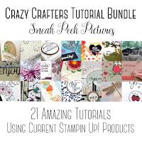 Crazy Crafters Tutorial Bundle