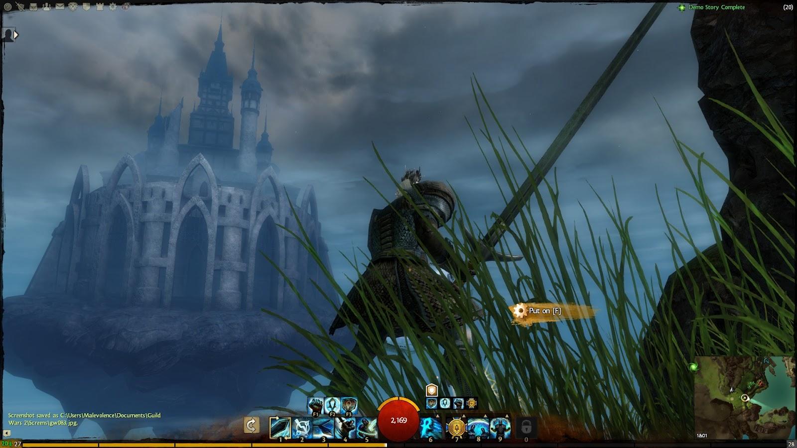 Guild Wars 2 Final Beta Part 2: PvE: Sylvari Guardian, Bosses Fights