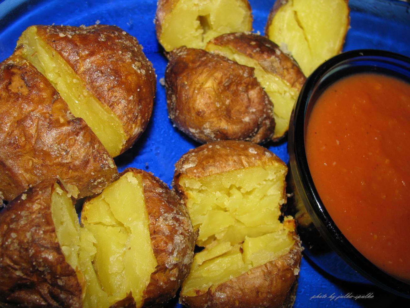 Блюда из картошки в мундире рецепты
