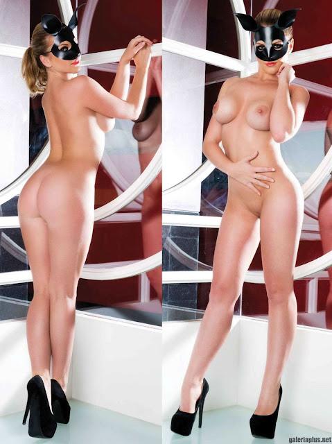 Jamila Wardknott Revista Playboy México Septiembre 2015