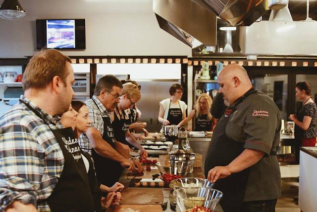 warsztaty kulinarne z kuchnii włoskiej