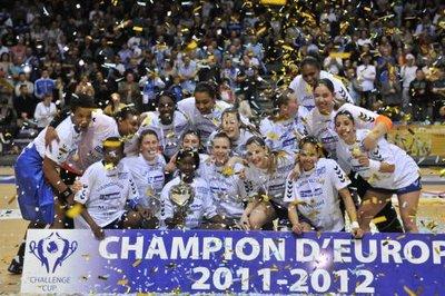 Pav dans la mare hac handball coupe d 39 europe - Coupe d europe de handball ...