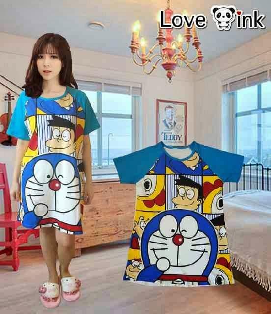 Dress Dora & Friends (XL). Love Ink.