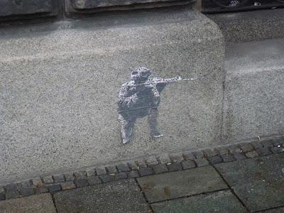 Soldat  von Lage in München