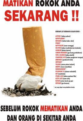info-unikz.blogspot.com - Hal yang akan Terjadi Apabila Berhenti Merokok