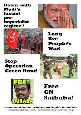 Apoyar Guerra Popular en la India