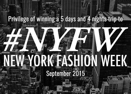 Cara gratis nonton New York Fashion Week 2015.