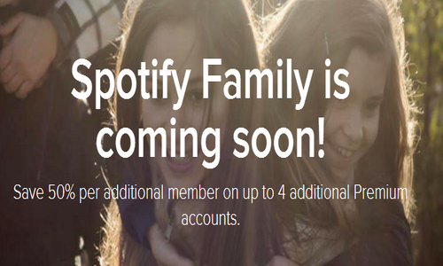 Spotify Family Coming Soon to the Philippines!