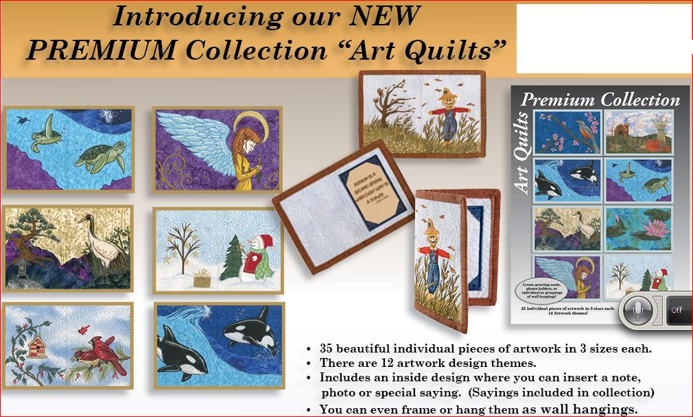 Anita Goodesign Premium and Premium Plus Collections Your choice of one set