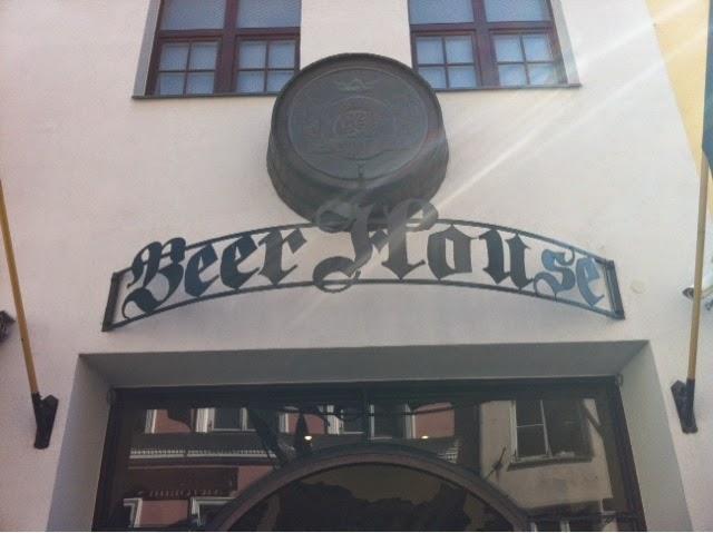 Beer house tallinnassa.