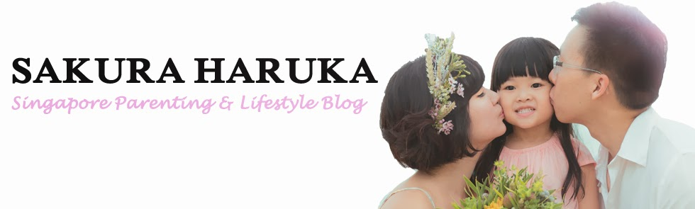 * * Sakura Haruka | Singapore Parenting and Lifestyle Blog * *