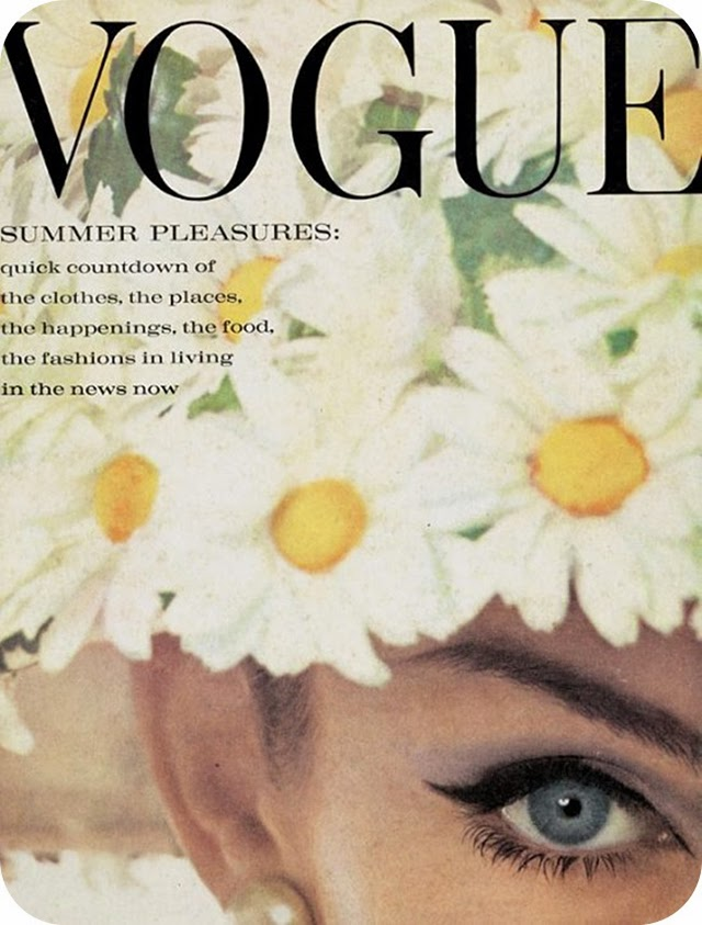 Vogue Covers 1910s 1960's Vogue Covers ~ ...