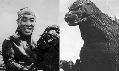 Haruo Nakajima - Godzilla