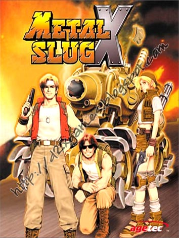Free Download Games - Metal Slug X