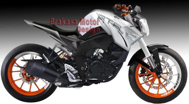 Modif Yamaha Byson Ceper