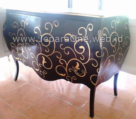 Black Batik - filling cabinet JeparaOne