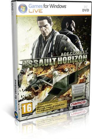Ace Combat Assault Horizon Enhanced Edition PC Full Español