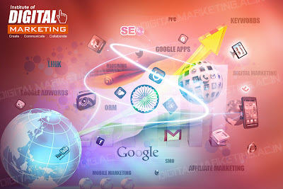 Indian Digital-Marketing KPO's, Institute of Digital Marketing