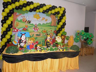 Festa das Abelhinhas