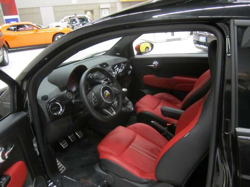 The Latest Cars: 2013 Fiat 500 Abarth