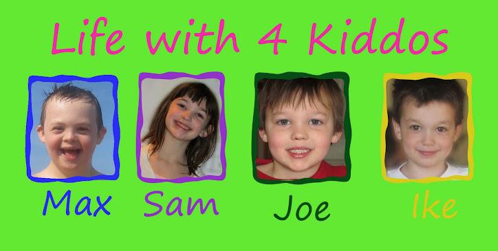 life with 4 kiddos