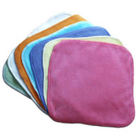 some more conservative self made cloth wipes
