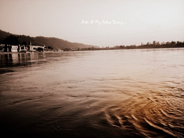 River Ganga, Rishikesh, India